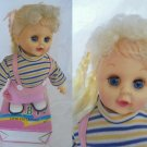 Musical doll by LIVIO ENTERPRISE WB-1011 original 1991 in it's box
