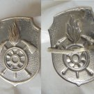 VIGILI del FUOCO ITALIA metal pin Italian firefighters Original 1970s