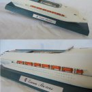 Model of the cruise ship P&O CROWN PRINCESS Original miniature