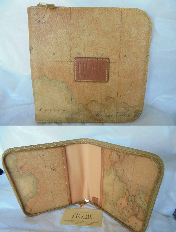 ALVIERO MARTINI 1 Classe Italy Original CD or documents pochette case bag