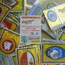 210 Original stickers CALCIATORI PANINI SCUDETTI squadre 1997 1998 - New