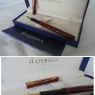 WATERMAN PRO GRADUATE fountain pen lacque in brown color Original in gift box + garantee