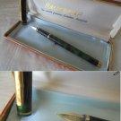 BALLOGRAF fountain pen lacquè in green color Original in gift box