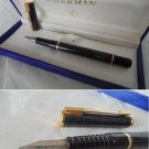 WATERMAN LAUREAT Fountain pen Lacquè Marble effect Original in gift box