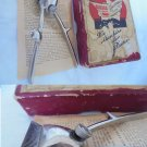 Gens HAIR CUTTING MACHINE for lady Solingen Germany Original 1950s in box
