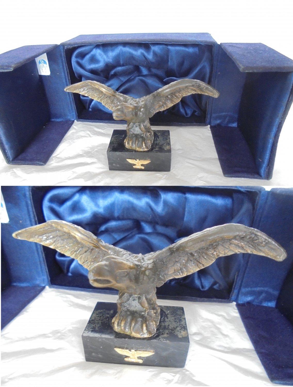 AERONAUTICA MILITARE ITALIANA Italian Military Aeronautic aviation eagle In it's box