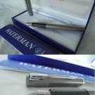 WATERMAN GRADUATE fountain pen in dark steel In gift box with garantee