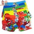 5pcs boxer boys underwear boxer 3t