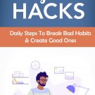 Daily Habit Hacks Ebook with Full Master Resell Rights | MRR | PDF | Ebooks
