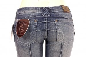 Wholesale Baby Phat Stretch Jeans Size: 1 - 11