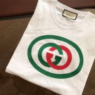 """New Gucci GG T-Shirt with Logo-Print; SS-2019; Size """"M"""""""