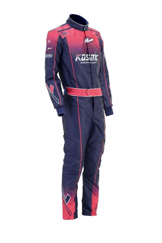 Go Kart Race Suit CIK/FIA Level 2 New Kosmic 2016 With Free Gift