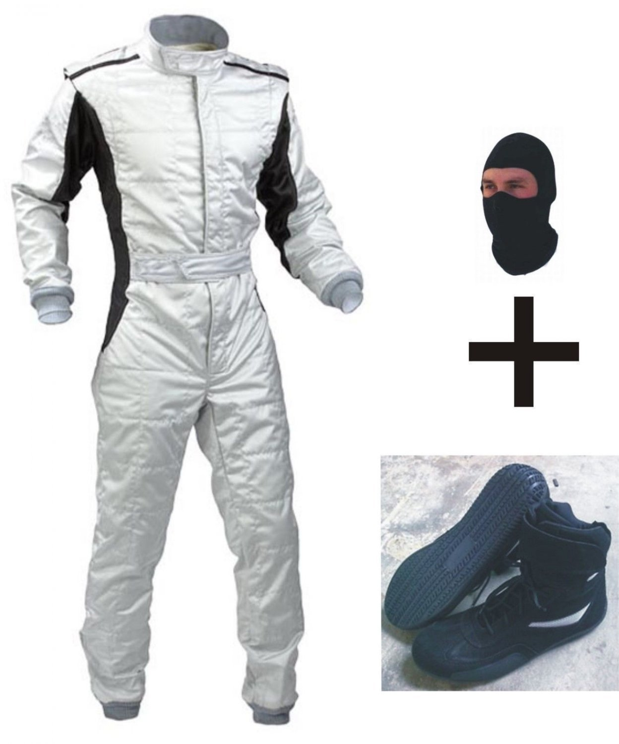 Latest Design Go Kart Race Suit Pack With Free Gifts