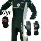 Caterham Go Kart Race Suit CIK/FIA Level 2 Pack With Shoes With Free Gifts