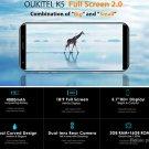 "Authentic OUKITEL K5 5.7"" Quad-Core Nougat LTE Smartphone (16GB/EU)"