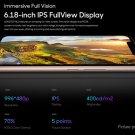 "Authentic LEAGOO M11 6.18"" IPS Quad-Core Oreo LTE Smartphone (16GB/EU)"