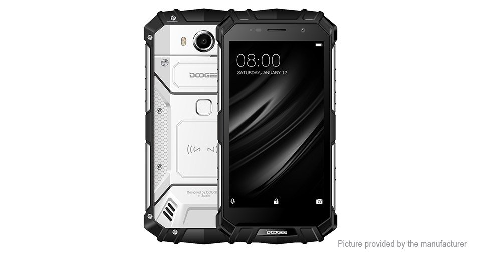 "Authentic DOOGEE S60 Lite 5.2"" IPS Octa-Core Nougat LTE Smartphone (32GB/EU)"
