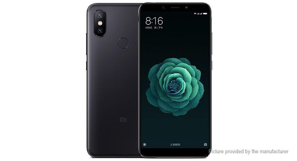 """Authentic Xiaomi Mi 6X 5.99"""" LTE Smartphone (128GB/US)"""