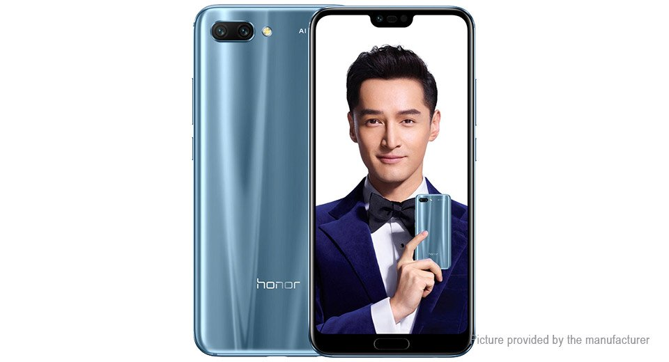 """Authentic Huawei Honor 10 5.84"""" Octa-Core LTE Smartphone (64GB/US)"""