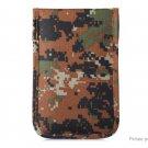 KELIMA Camouflage Signal Shielding Bag Pouch