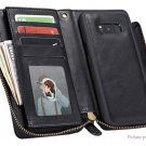 PU Leather Protective Wallet Case Cover for Samsung Galaxy S8+