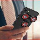 Pepkoo Hand Fidget Tri-Spinner Protective Back Case for Xiaomi Mi 5