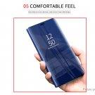 Flip-Open Protective Mirror Case Cover for Samsung Galaxy S9+
