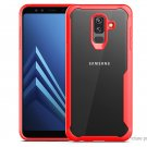 JUPOW TPU + PC Protective Back Case Cover for Samsung Galaxy A6+ 2018