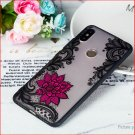 TPU + PC Embossed Protective Back Case Cover for Xiaomi Redmi S2