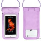 """Tuban 6"""" Waterproof Underwater Dry Case Cover for Smartphone"""