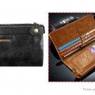 "Floveme 5.5"" Retro Cell Phone Wallet Clutch Bag Handbag"