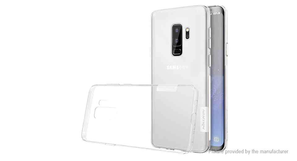 Nillkin TPU Protective Back Case Cover for Samsung Galaxy S9+