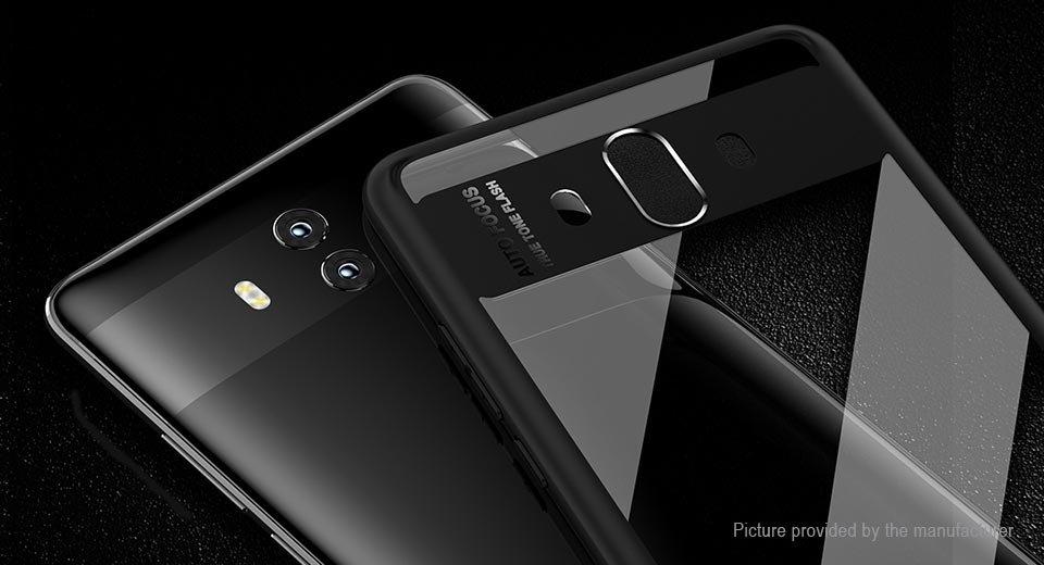 ROCK TPU Soft Bumper PC Hard Back Case for Huawei Mate 10