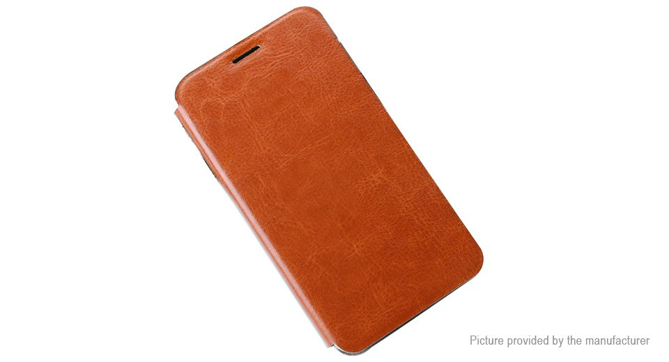 PU Leather Flip-Open Protective Stand Case for Essential Phone PH-1