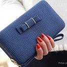 Women's 5.5'' Cell Phone PU Wallet Case Cover / Long Wallet Purse