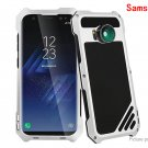 Camera Lens Kit Protective Case Combo for Samsung Galaxy S8+