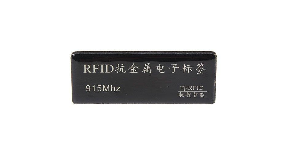 915MHz UHF Philips NXP UCODE EPC G2 RFID Proximity Tag Plate