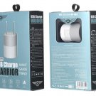 WK Warrior Dual USB Wall Charger Power Adapter (US)