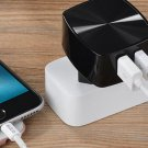 Authentic hoco Mighty Power Series C26A Dual USB Wall Charger Power Adapter (US)