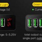 XBX-06DEU 3-Port USB Wall Charger Power Adapter (EU)