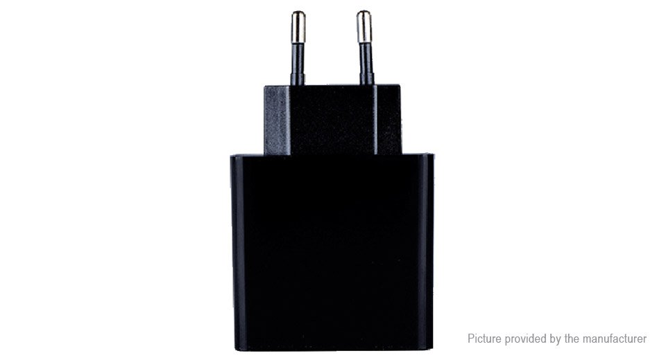 Vissko 3-Port USB Travel Wall Charger Power Adapter (EU)