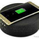 JY-29C Bluetooth V3.0 Speaker Qi Inductive Wireless Charging Pad