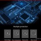 10-Port USB Socket Power Strip Qi Inductive Wireless Desktop Charger