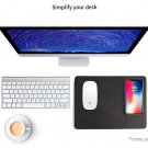 YAOMAISI M-04 2-in-1 Qi Inductive Wireless Charger Mouse Pad