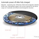 Authentic Baseus BSWC-09 Donut Styled Wireless Charging Pad Transmitter