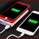 """2-in-1 Qi Inductive Wireless Charger Transmitter Power Bank (3.7V """"10000mAh"""")"""