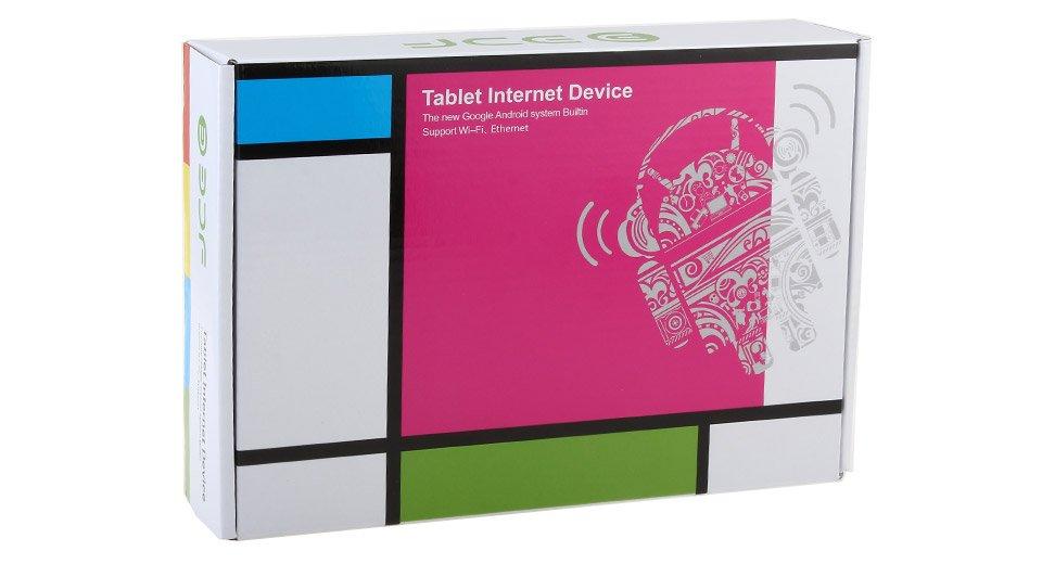 BDF A708 7'' Quad-Core Marshmallow 3G Phablet (8GB/US)