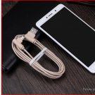 Micro-USB to USB 2.0 Braided Data Sync / Charging Cable (100cm)
