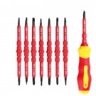 7pcs Electronic Insulated Hand Screwdriver Tools Accessory Set