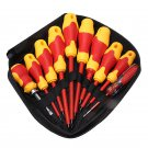 10 Pcs Electronic Insulated Hand Screwdriver Tools Accessory Set